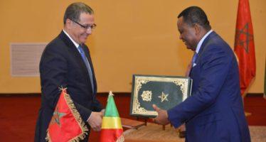 Brazzaville et Rabat signent 14 accords de coopération