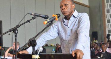 Le général Mokoko refuse de «plier» pendant son procès au Congo-Brazzaville