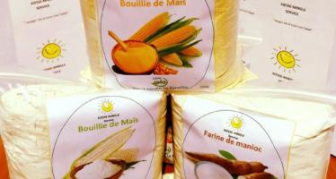 Congo : deux jeunes congolais lancent une bouillie de maïs bio