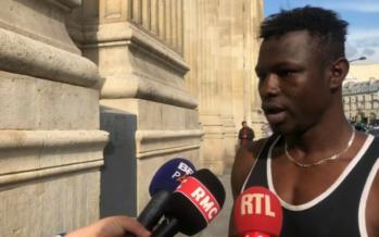 Paris: l'homme qui a sauvé un enfant suspendu dans le vide est un Malien sans papier
