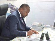 Pointe-Noire : Denis Christel Sassou Nguesso invite les congolais à lire son livre « Ce que je crois »