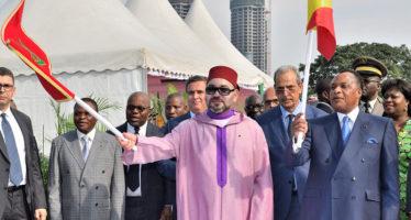 Le Maroc finance la construction d'un port de pêche à Brazzaville