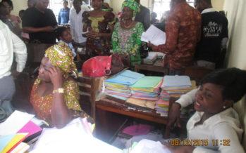 Les travailleurs congolais appellent à la réduction du train de l'Etat