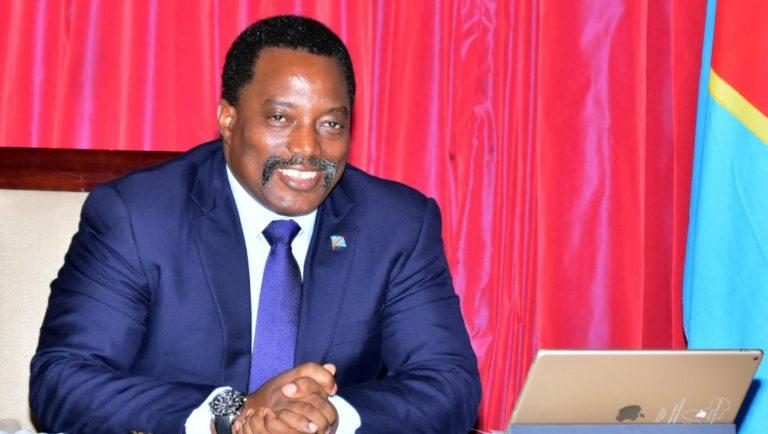 Le président de la RD Congo, Joseph Kabila