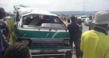 Brazzaville – Circulation routière : un accident fait deux morts à Talangaï