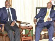 Yoweri Museveni estime que les occidentaux ont placé une « marionnette » à la tête de la RDC
