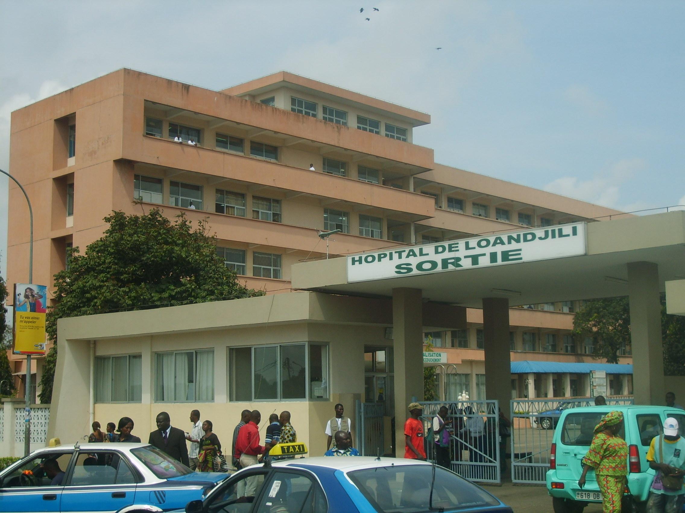 Hôpital général de Loandjili