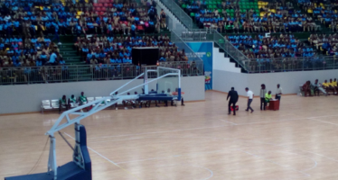 Basket : dix pays se disputent à Brazzaville le « Trophée Sassou N'Guesso »
