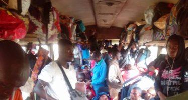 Congo – CFCO : La galère de trop des voyageurs de la ligne Dolisie-Mbinda