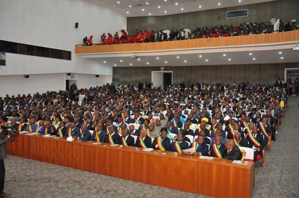 Les députés congolais