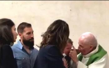 France : Le prêtre qui avait giflé un enfant a disparu, les parents portent plainte
