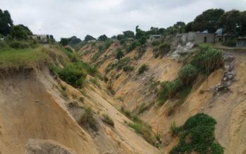 Congo : Plus de cinq mille habitations emportées par les eaux de pluie