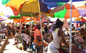 Brazzaville : Les vendeurs du marché Thomas Sankara ne savent plus sur quel pied danser
