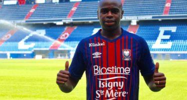 Foot – Transferts : Prince Oniangué signe à Caen