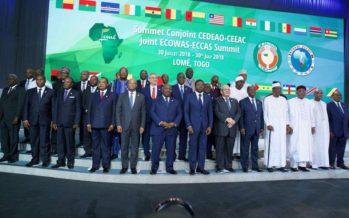 Ouverture à Lomé de la 20ème conférence des chefs d'Etat de l'Uemoa