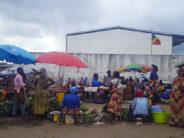 A Pointe-Noire, le marché Thystère ravagé par un incendie