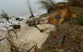 Congo : Le cimetière de Loango menacé de disparition totale par l'érosion
