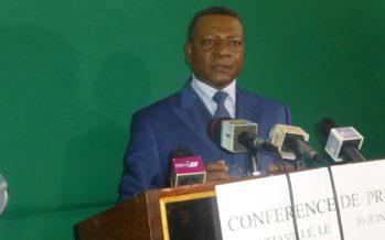 Congo : Joseph Kignoumbi Kia Mboungou désapprouve le mémorandum de l'opposition