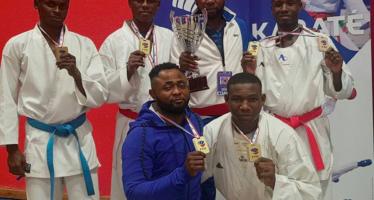Karaté Diaspora : loin du pays mais toujours près de l'or