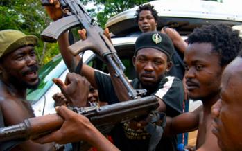 Cent millions d'armes illicites en circulation en Afrique, selon le ministre congolais de la Défense