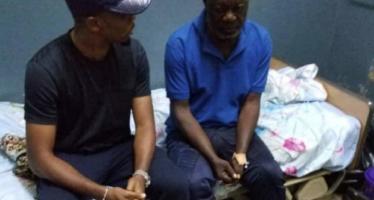 Eto'o vient en aide à Norbert Owona ancien capitaine des lions indomptables souffrant de hernie et sans abris