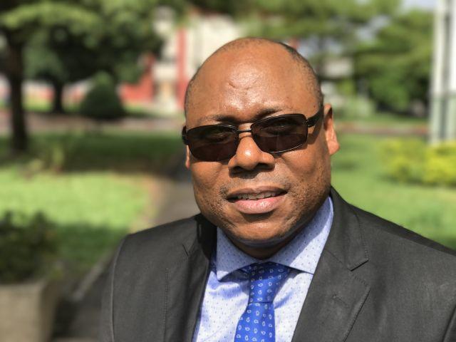 Le député Zacharie Bababaswe
