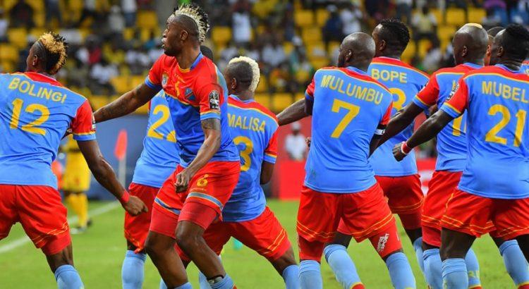 Les Léopards de la RDC