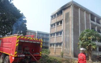 Brazzaville : Un fou met feu au lycée Pierre Savorgnan de Brazza