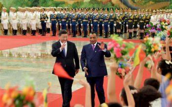 Chine-Congo : Long tête-à-tête entre Denis Sassou Nguesso et XI Jinping
