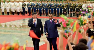 Coopération: la Chine entend restructurer la dette congolaise