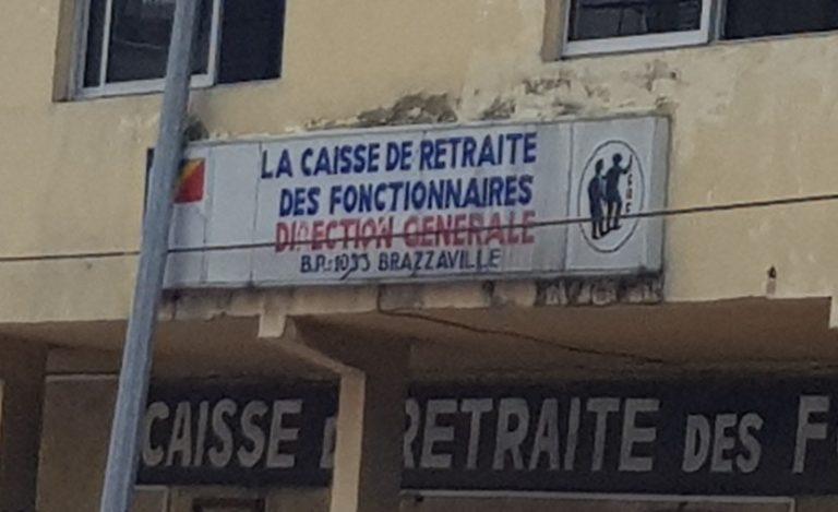 la Caisse de retraite des fonctionnaires (CRF)