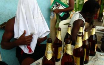 Congo : la crise économique contraste avec l'engouement pour l'alcool dans les principales villes
