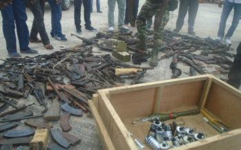 Congo : Début de l'opération de ramassage d'armes dans le Pool