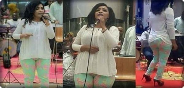 Soudan : Une chanteuse se fait arrêter pour un pantalon trop «serré»