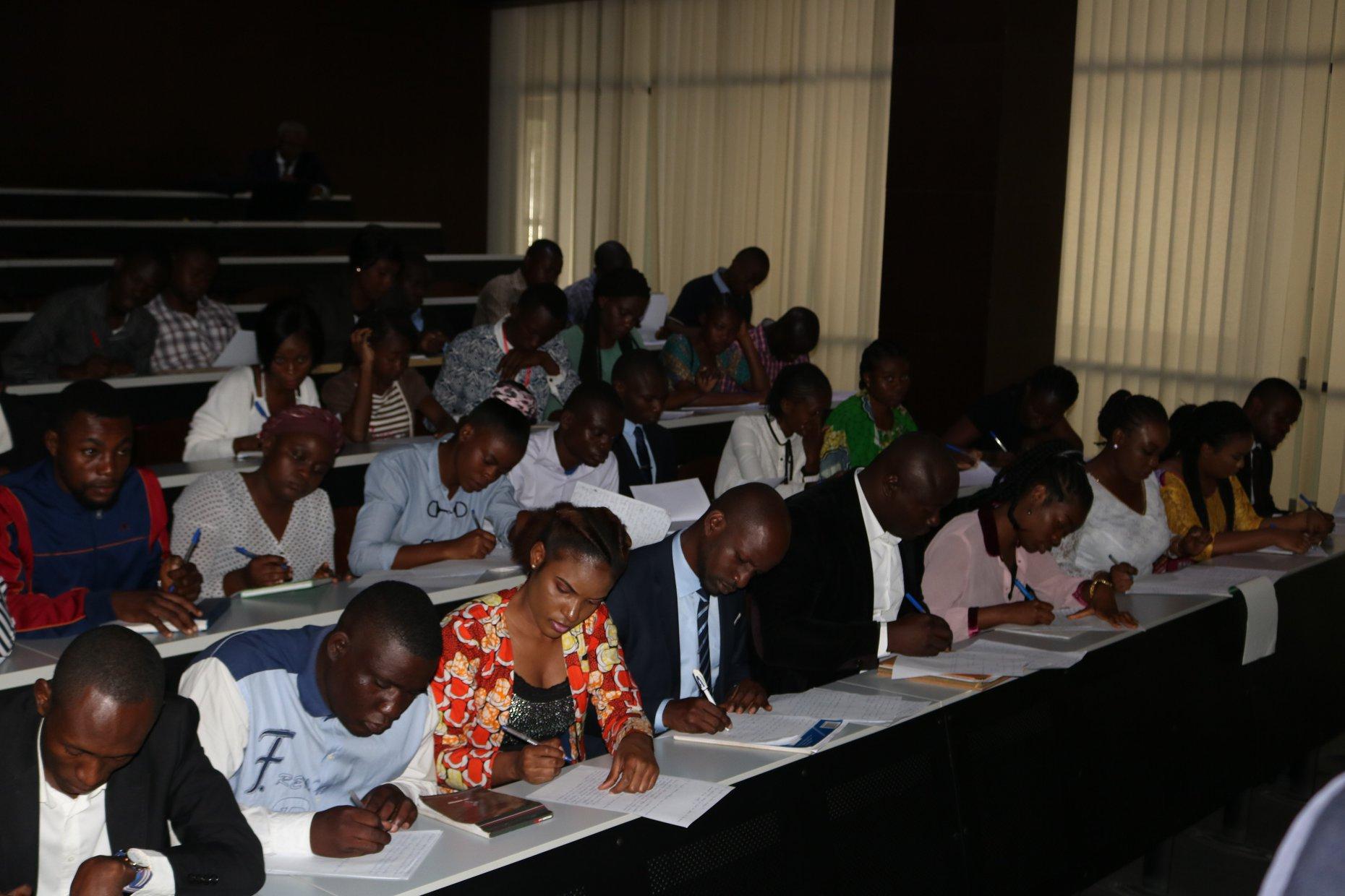 Les jeunes Congolais