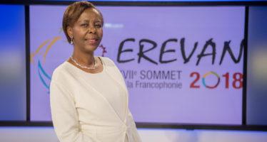 La Rwandaise Louise Mushikiwabo désignée secrétaire générale de la Francophonie