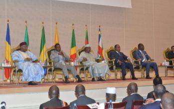 La CEMAC adopte de nouveaux actes forts pour sortir de la crise