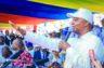 EN IMAGES – Emmanuel Ramazani Shadari le dauphin de Kabila présenté à la population de Kinshasa