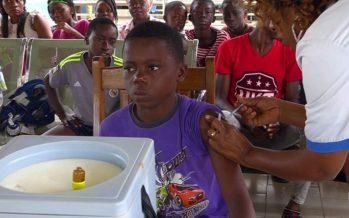 Santé : La campagne de vaccination contre la fièvre jaune a commencé à Pointe-Noire