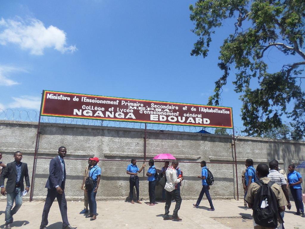CEG et lycée Nganga-Edouard