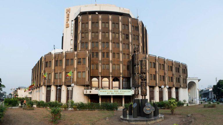 Ministère des Finances et du Budget du Congo Brazzaville