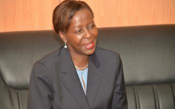 Francophonie : Brazzaville, première destination de Louise Mushikiwabo après son élection à la tête de l'OIF