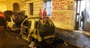Paris : l'ambassade du Congo vandalisée