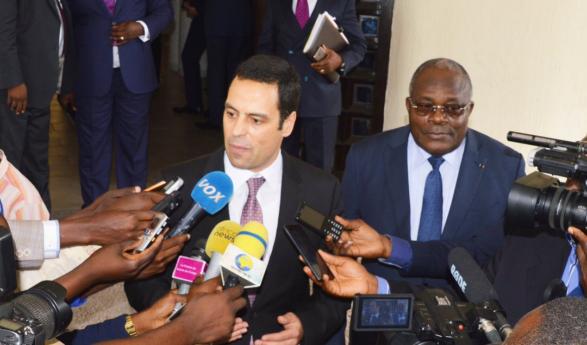 Vers la finalisation d'un accord entre le Congo et le FMI