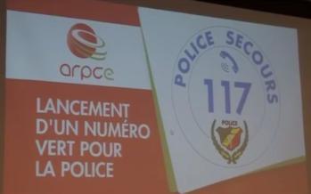 Congo : La police et l'Arpce lancent le numero vert « police secours 117»