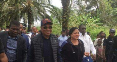 Congo : Le général Jean-François Ndenget rentre au bercail sur ses deux pieds