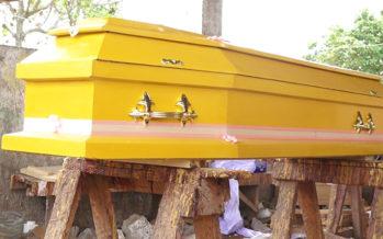 Congo : Du bruit autour des cercueils sans cadavres à Mindouli