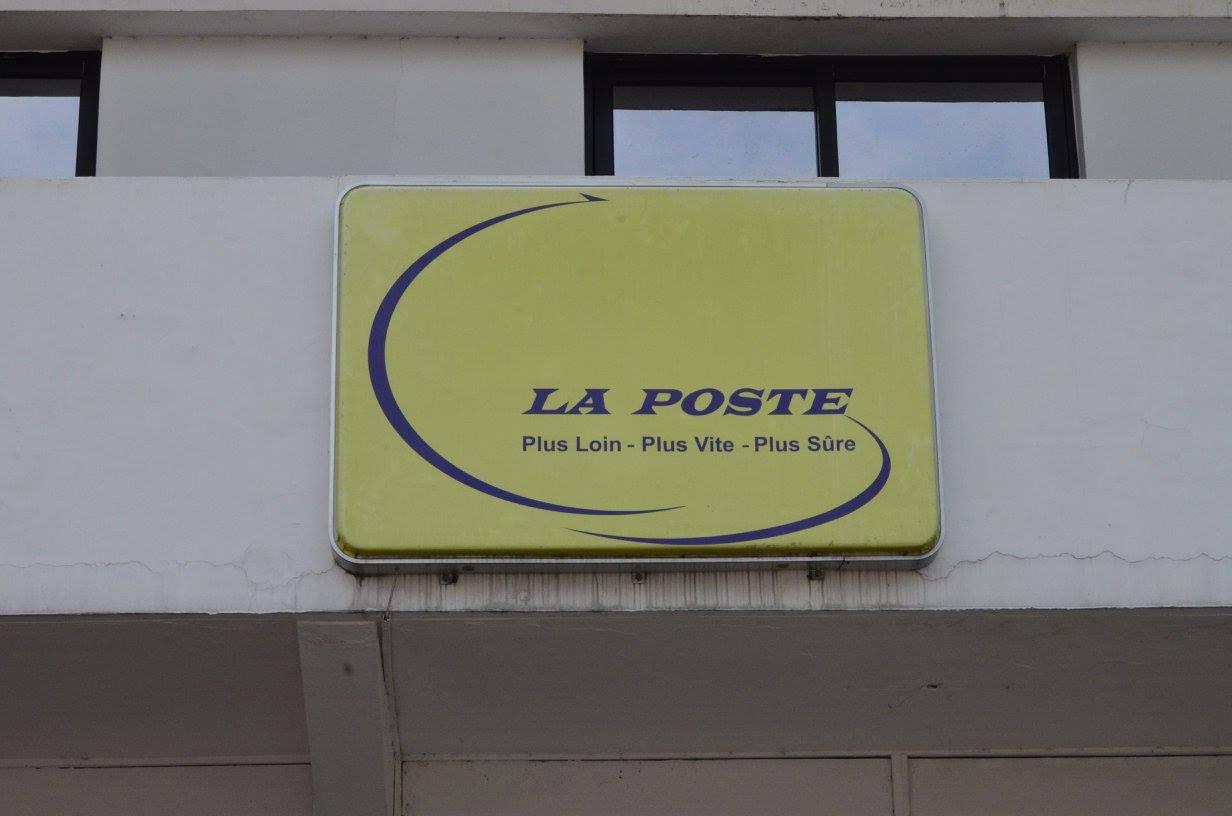 La Poste Au Congo Brazzaville