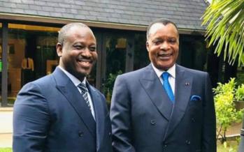 Présidentielle 2020 en Côte d'Ivoire : L'onction de Sassou à Guillaume Soro ?