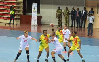 Can handball féminin : le Congo bat d'entrée le Maroc (36-23)